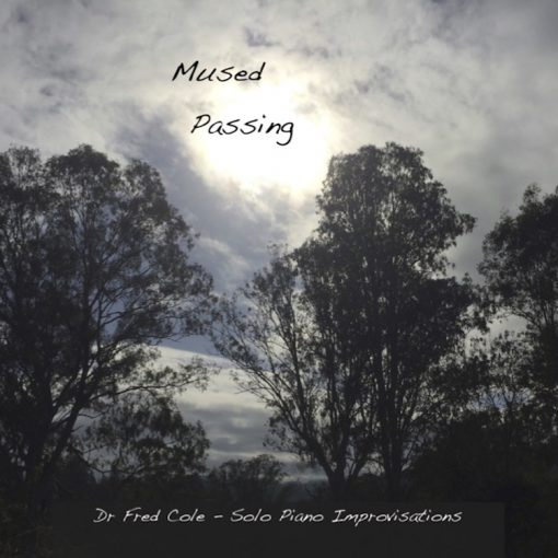 Ambient Piano Mused Passing Album Cover