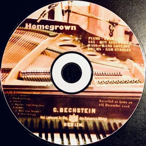 Homegrown Album